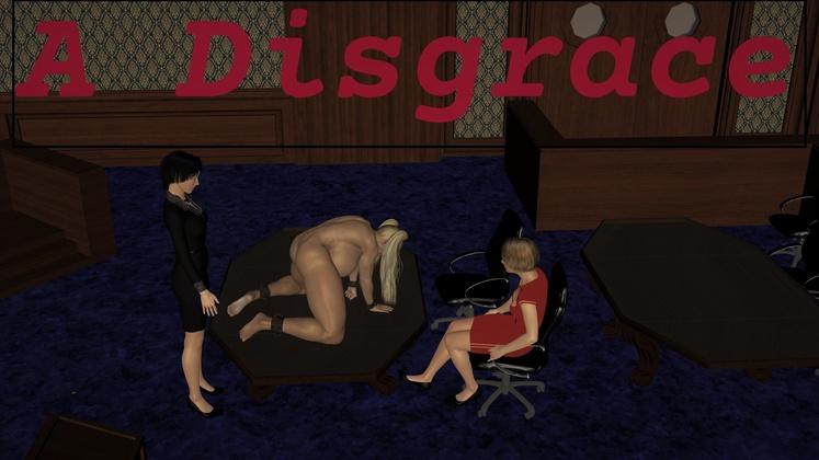 Peter Farrell - A Disgrace - The Foundation - Ch. 5