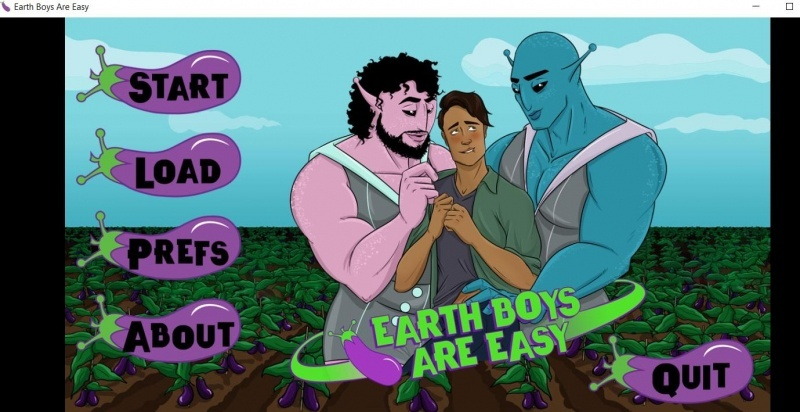 Earth Boys Are Easy version 1.1 by Poorlyformed