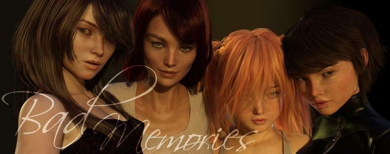 Recreation - Bad Memories Version 0.1 Beta
