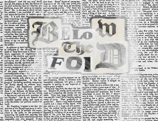 Below the Fold Episode 1 by TinoBambino