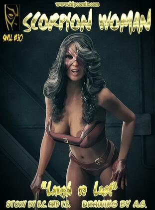 HipComix - Scorpion Woman - Laugh or Lust 30-31