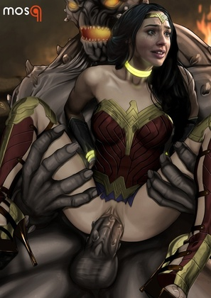 Wonder Woman Torments - Gal Gadot