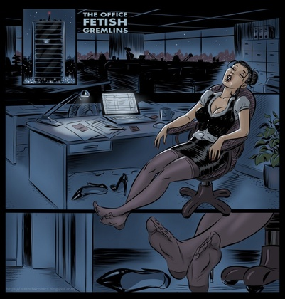 The Fetish Office Gremlins