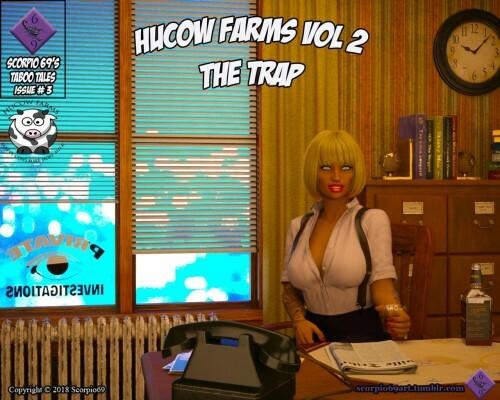 Scorpio69 - Hucow Farms Vol 2 - The Trap
