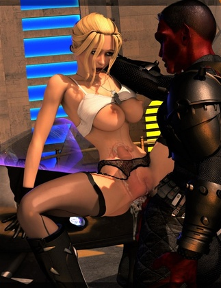 Mongo Bongo - Star Wars - Sith Forced His Dick Inside Tight Imperial Agent Pussy