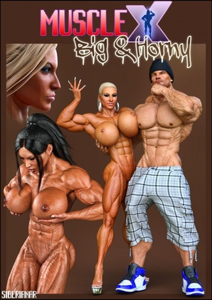 Strong Muscular 3D Babes from SiberianaR