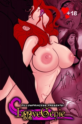 Love Genie Web-Comic Series - (On Going) by Pillowprincess