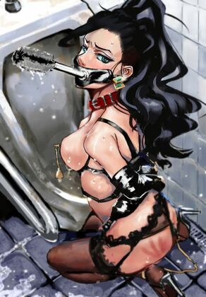 Great BDSM Artwork Collection by Satoimo