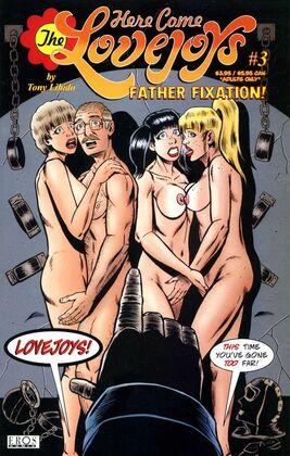 [Tony Libido] Here Come The Lovejoys : Father Fixation! #3