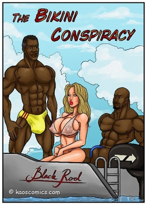 Kaos - The Bikini Conspiracy (Full Pages) (without watermark)