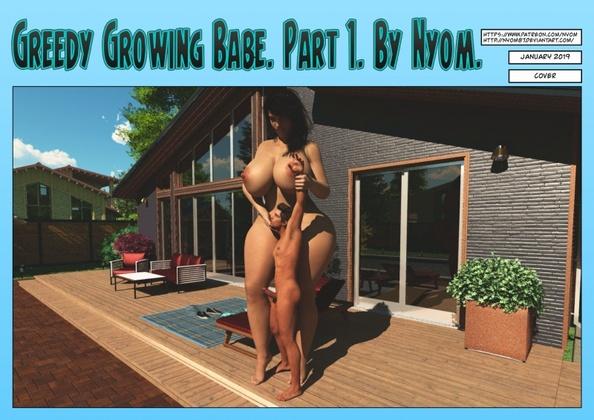 Nyom – Greedy Growing Babe 1