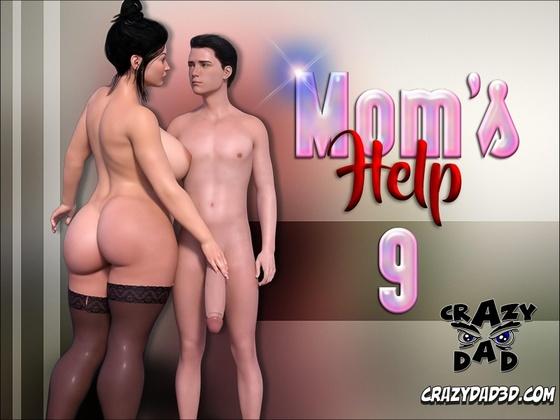 CrazyDad3D - Mom's Help 1-9