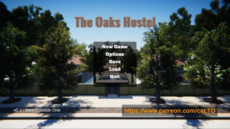 The Oaks Hostel - Version 0.1 by caLTD