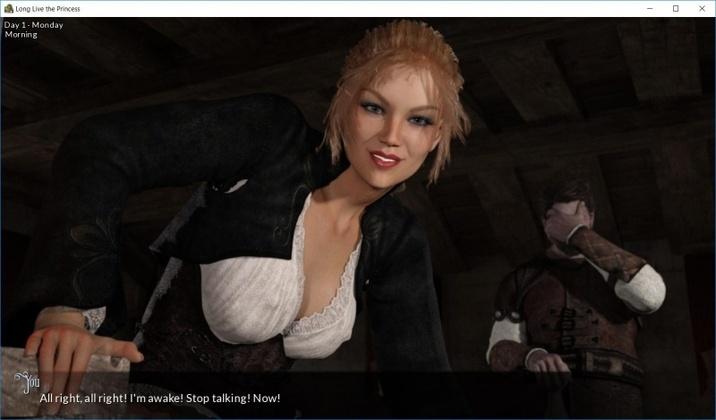 Belle Long Live the Princess v 0.23