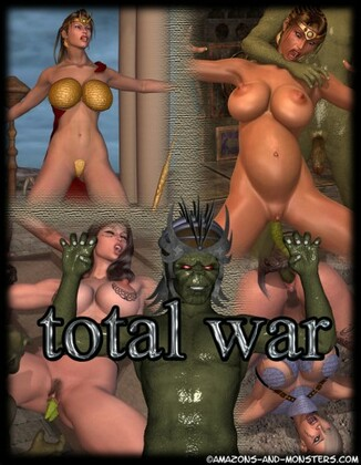 Amazons and Monsters - Total War 1-11