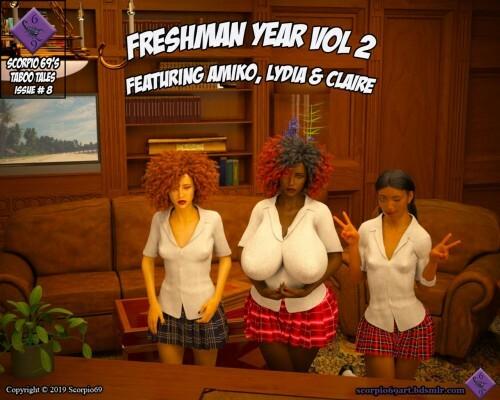 Scorpio69 - Freshman Year Vol 2