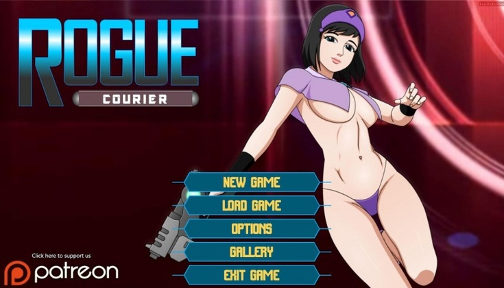 Rogue Courier Version 3.07.00 by Pinoytoons