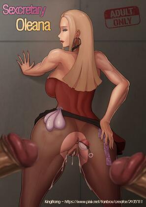 Kingbang - Sexcretary Oleana (Pokemon)