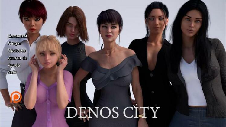 BackHole - Denos City Version 0.1