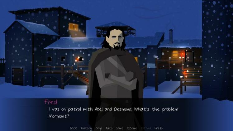 Kerem Aygun - A Game Of Thrones: Visual Novel Demo