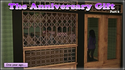 Tseudo Nimm - The Anniversary Gift - Chapter 6