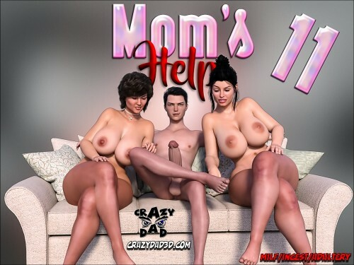 CrazyDad3D - Mom's Help 11