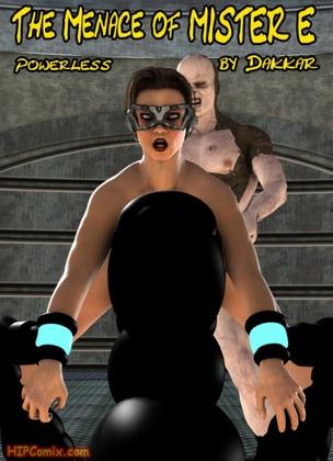 3D  Dakkar - Menace of Mister E - Unpowered