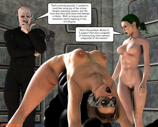 3D  Dakkar - Menace of Mister E - Magick