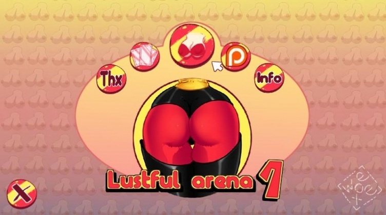 Porn Game: Lustful Arena 1 - Version 0.3 by Wexeo