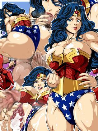 Superhero Babes from DC Comics