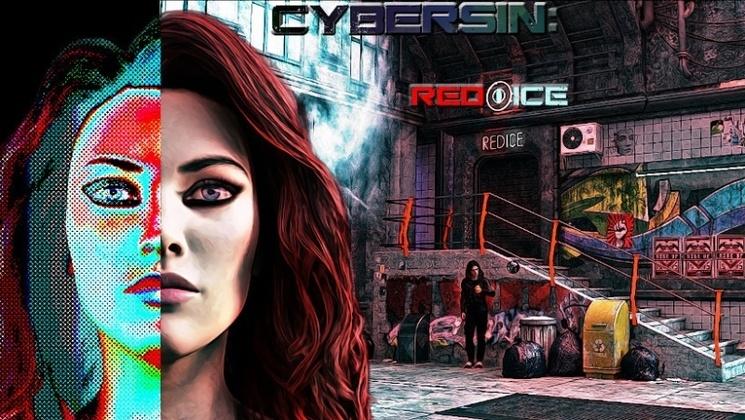 Porn Game: CyberSin: RedIce - Version 0.01 by FunkPunkGames