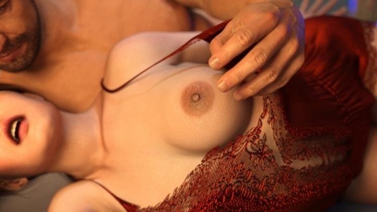 Porn Game: Rebecca Ver 3 by FanMixer