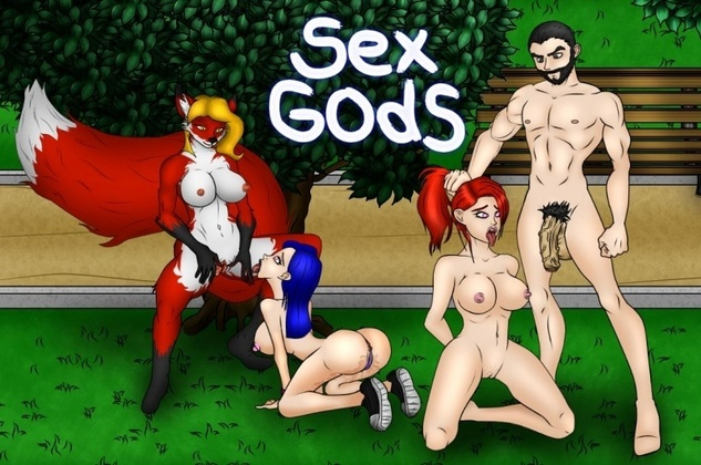Porn Game: Sex Gods - Version 0.20.2 by GuapoMan
