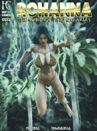 3D  ROHANNA – The Girl of the Guianas 4