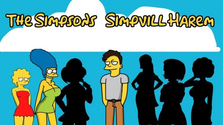 Porn Game: The Simpsons Simpvill Harem Version 0.41 by The Squizzy