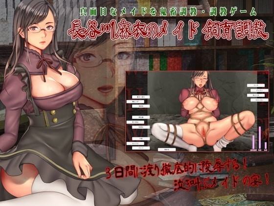 Porn Game: Almonds & Big Milk - Mai Hasegawa\'s Maid Sex Training Ver.2 (eng)