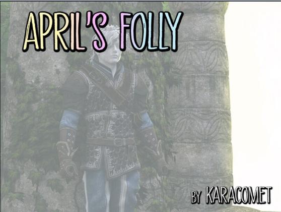 3D  KaraComet – April's Folly