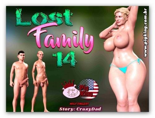 3D  Pigking - Lost Family 14