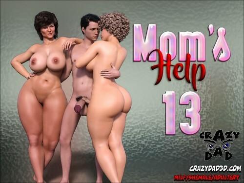 3D  CrazyDad3D - Mom's Help 1-28