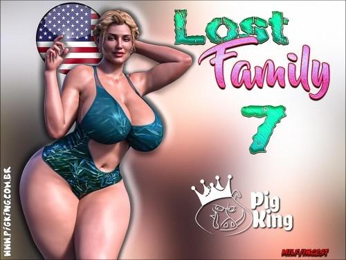 3D  CrazyDad3D - Lost Family 1-14