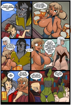 Updated new pages for Clumzor The Party 1-7