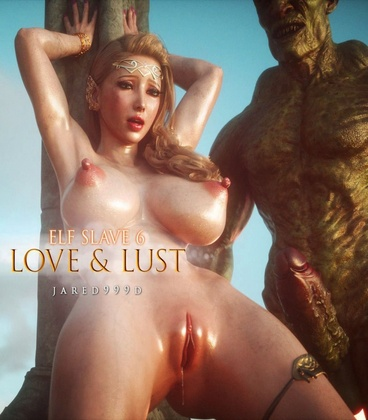 3D  Jared999D - Elf Slave 6: Love & Lust