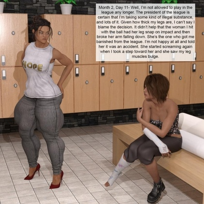 3D  Mp Creative - The Expansion Curse - Month 2