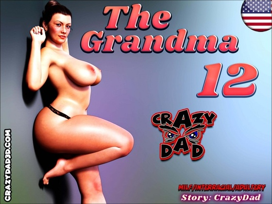 3D  CrazyDad3D - The Grandma 12
