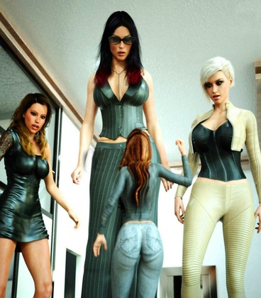3D  FaTerGD - The Giantess Family 6