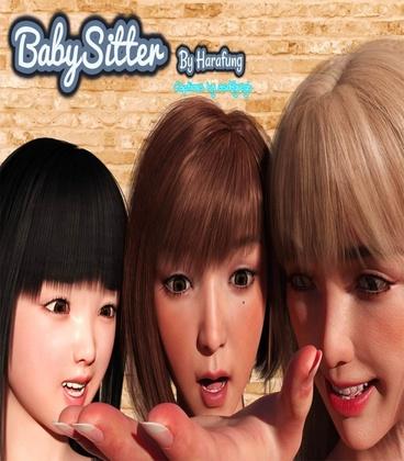 3D  Harafung - Babysitter
