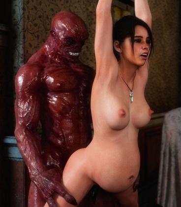 3D  3DZen - Residential Evil XXX 1-5