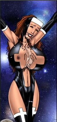 DeucesWorld - Astro Nun