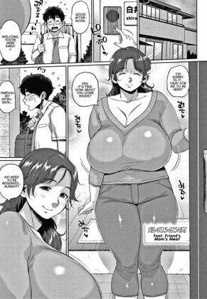 Hentai  Tomohaha Nikushoku Baikingu All-You-Can-Eat Feat Friend\'s Mom\'s Meat
