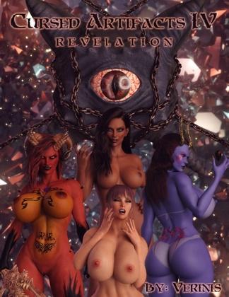 3D  Verinis - Cursed Artifacts 4 : Revelation